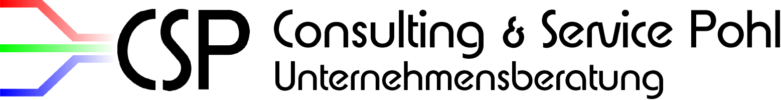 CSP Consulting & Service Pohl - Logo